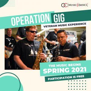 Operation Gig for Veterans