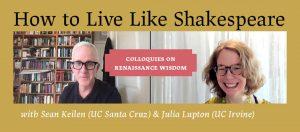 How to Live Like Shakespeare