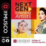 Livestream:  NextGen Emerging Artists